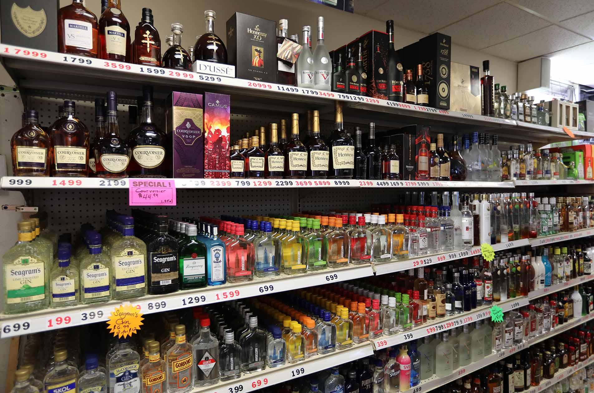 Deerfield Beach liquor store