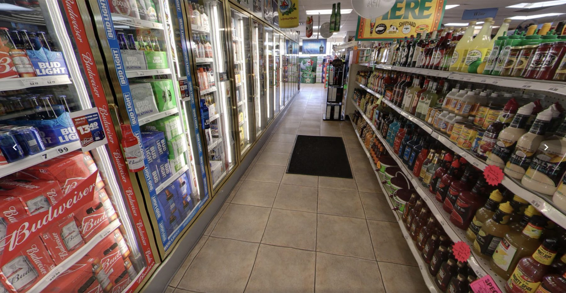 101 Liquors, Deerfield Beach, is open every day including holidays
